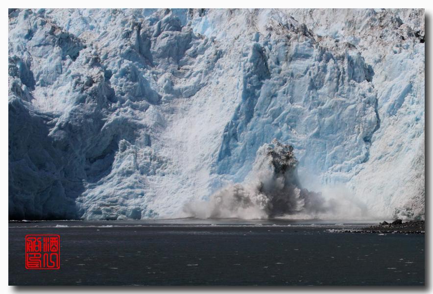 《原创摄影》:舟行Kenai峡湾国家公园:梦中的阿拉斯加之二十一 ..._图1-28