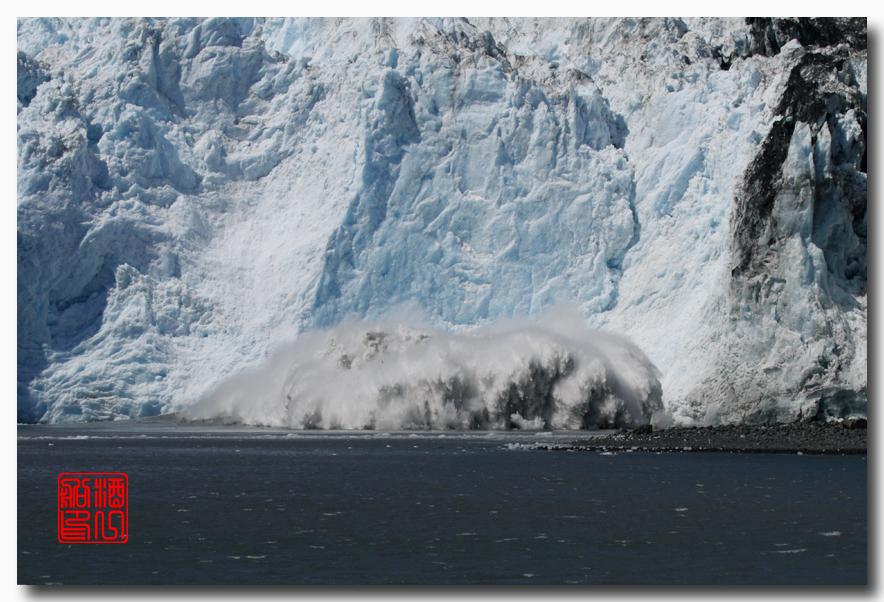 《原创摄影》:舟行Kenai峡湾国家公园:梦中的阿拉斯加之二十一 ..._图1-30