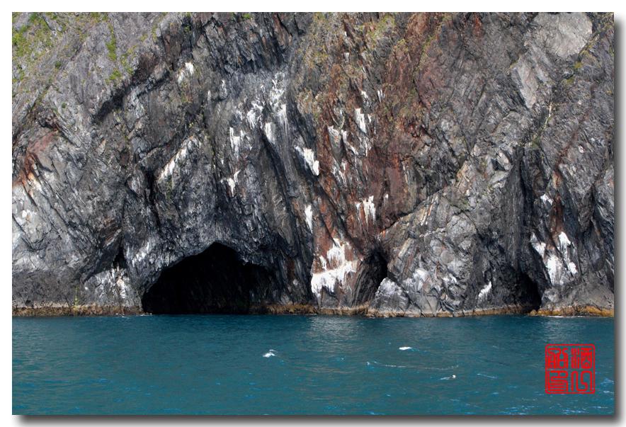 《原创摄影》:舟行Kenai峡湾国家公园:梦中的阿拉斯加之二十一 ..._图1-14