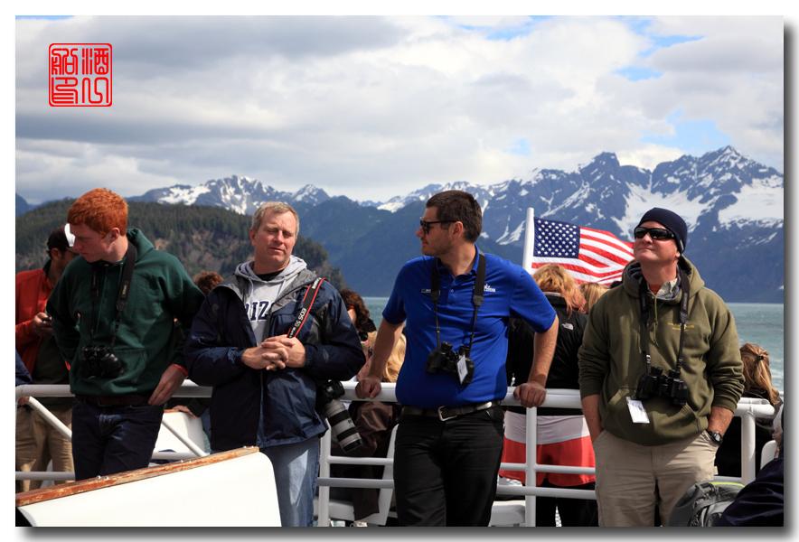 《原创摄影》:舟行Kenai峡湾国家公园:梦中的阿拉斯加之二十一 ..._图1-60