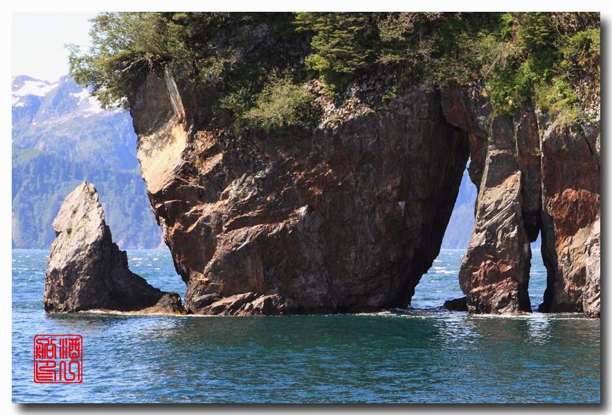《原创摄影》:舟行Kenai峡湾国家公园:梦中的阿拉斯加之二十一 ..._图1-16