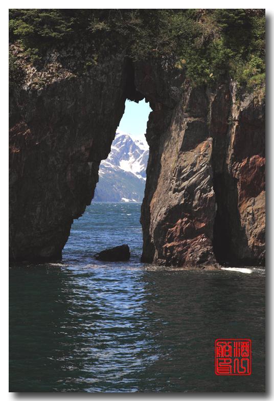 《原创摄影》:舟行Kenai峡湾国家公园:梦中的阿拉斯加之二十一 ..._图1-17