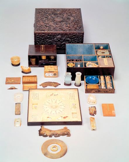 多宝格,皇帝的玩具箱_图1-26