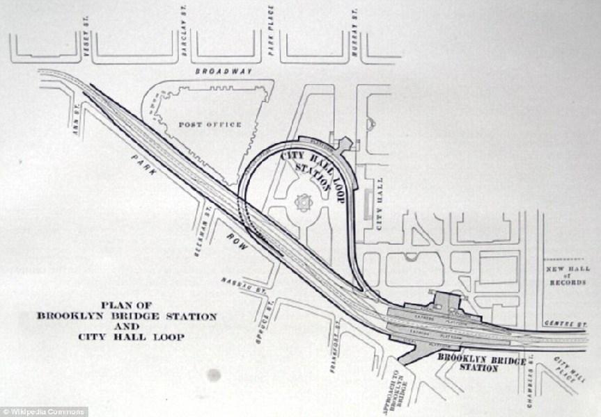 美轮美奂,纽约废弃的地铁站_图1-10