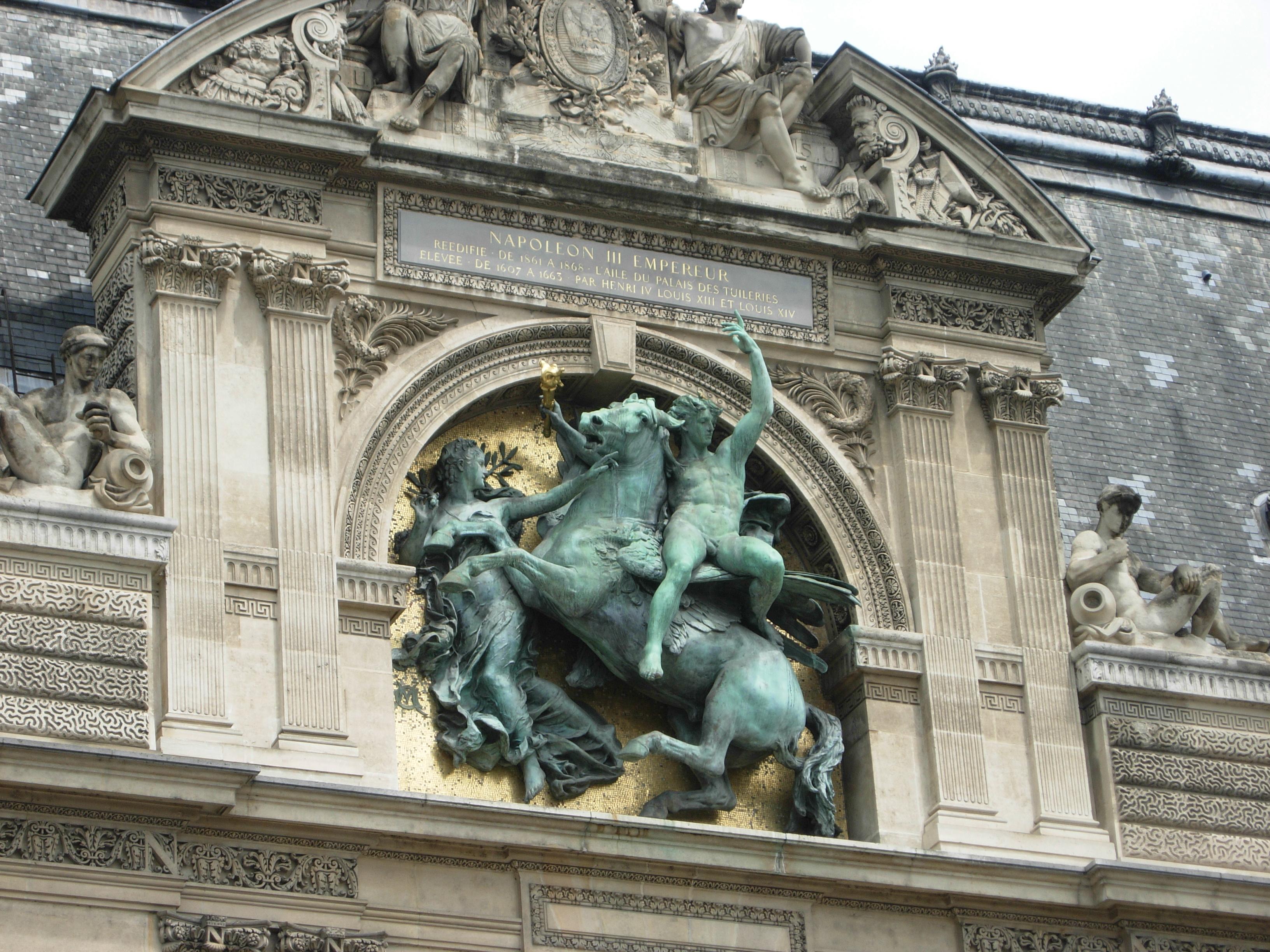 文化巴黎的魅力——街景_图1-3