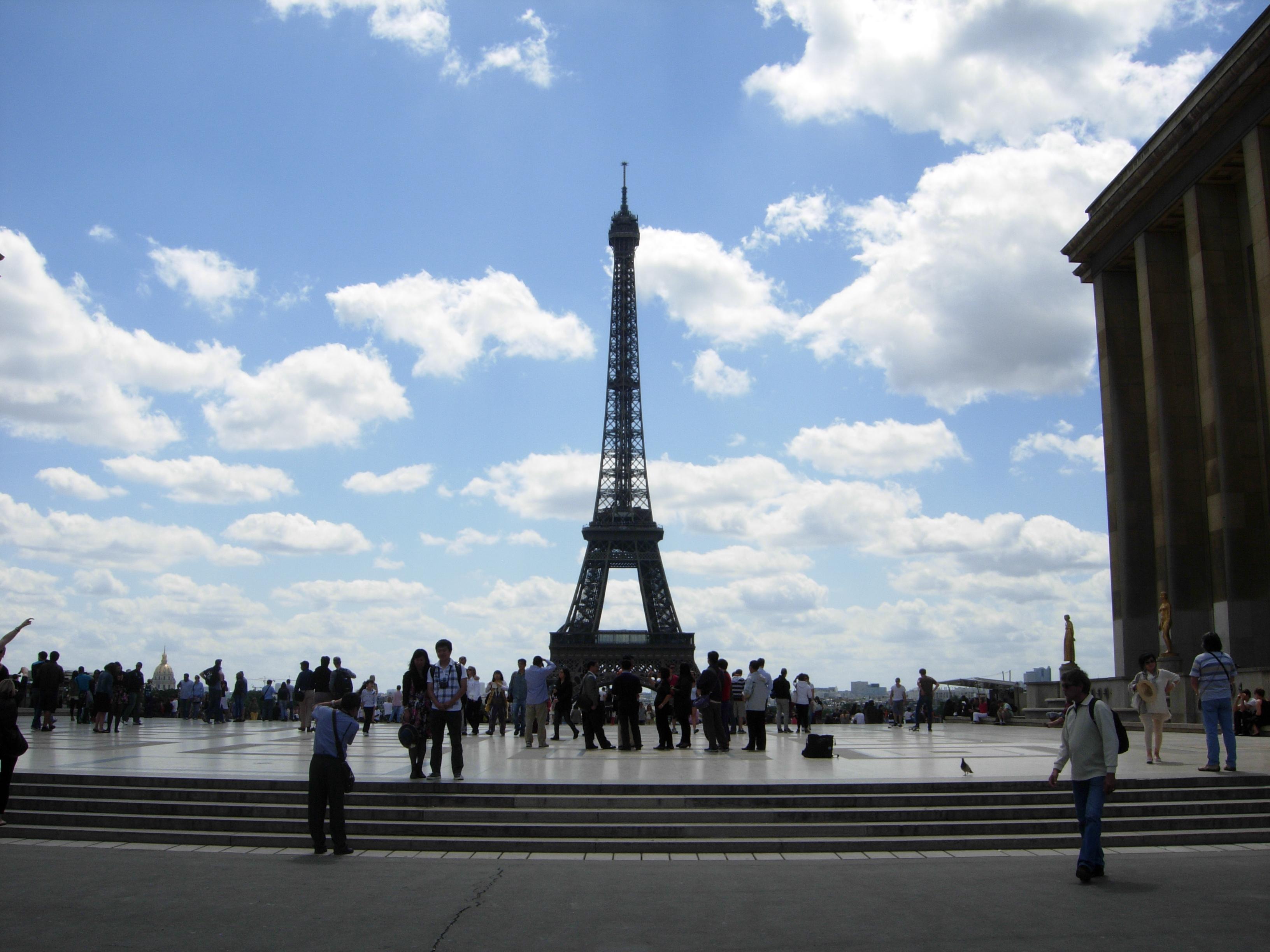 文化巴黎的魅力——街景_图1-7