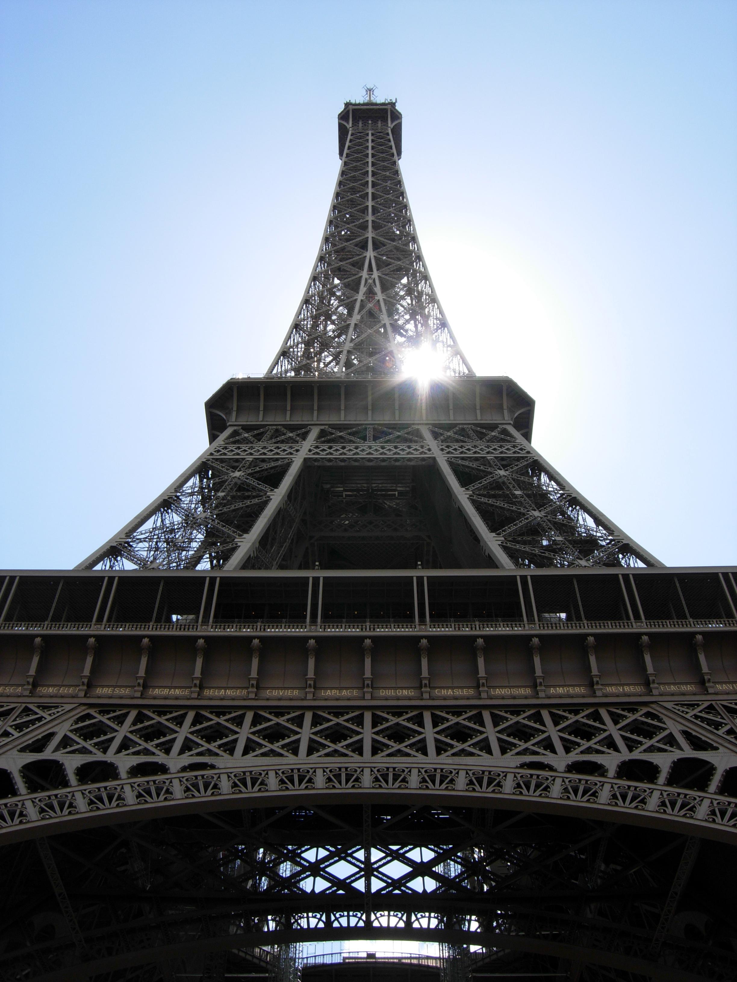 文化巴黎的魅力——街景_图1-8