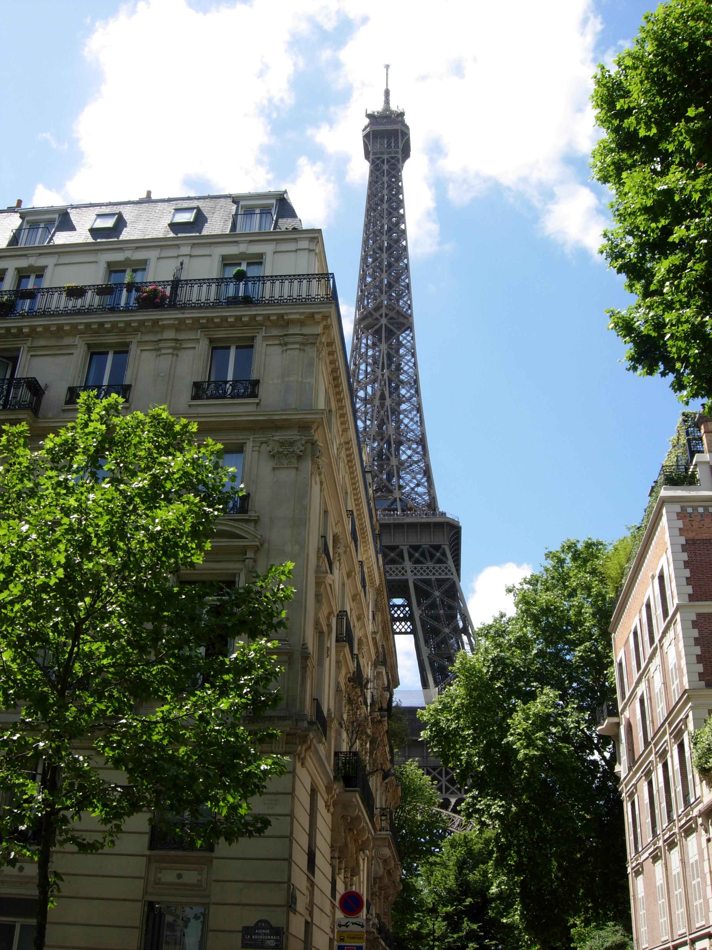 文化巴黎的魅力——街景_图1-10