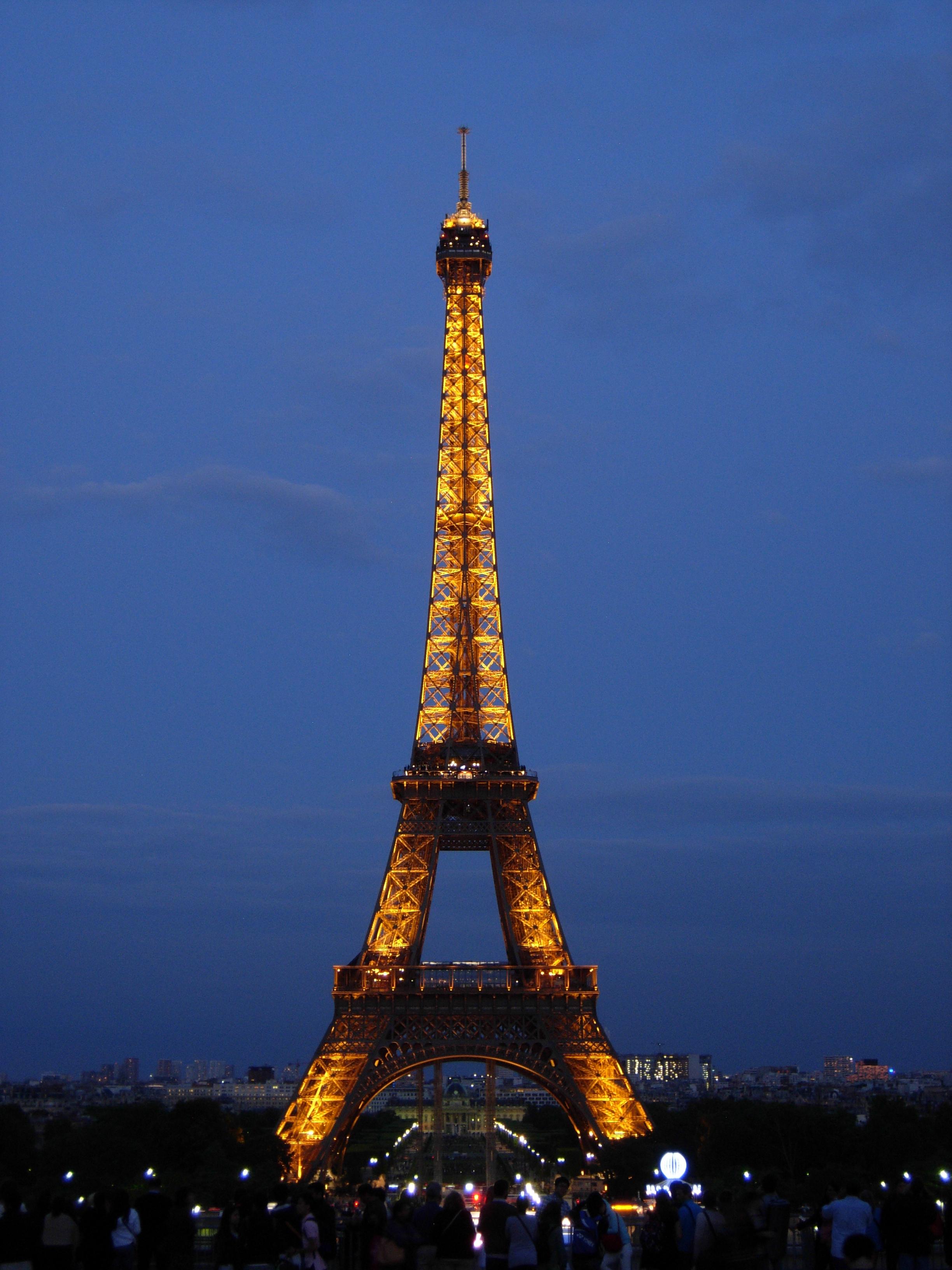文化巴黎的魅力——街景_图1-11