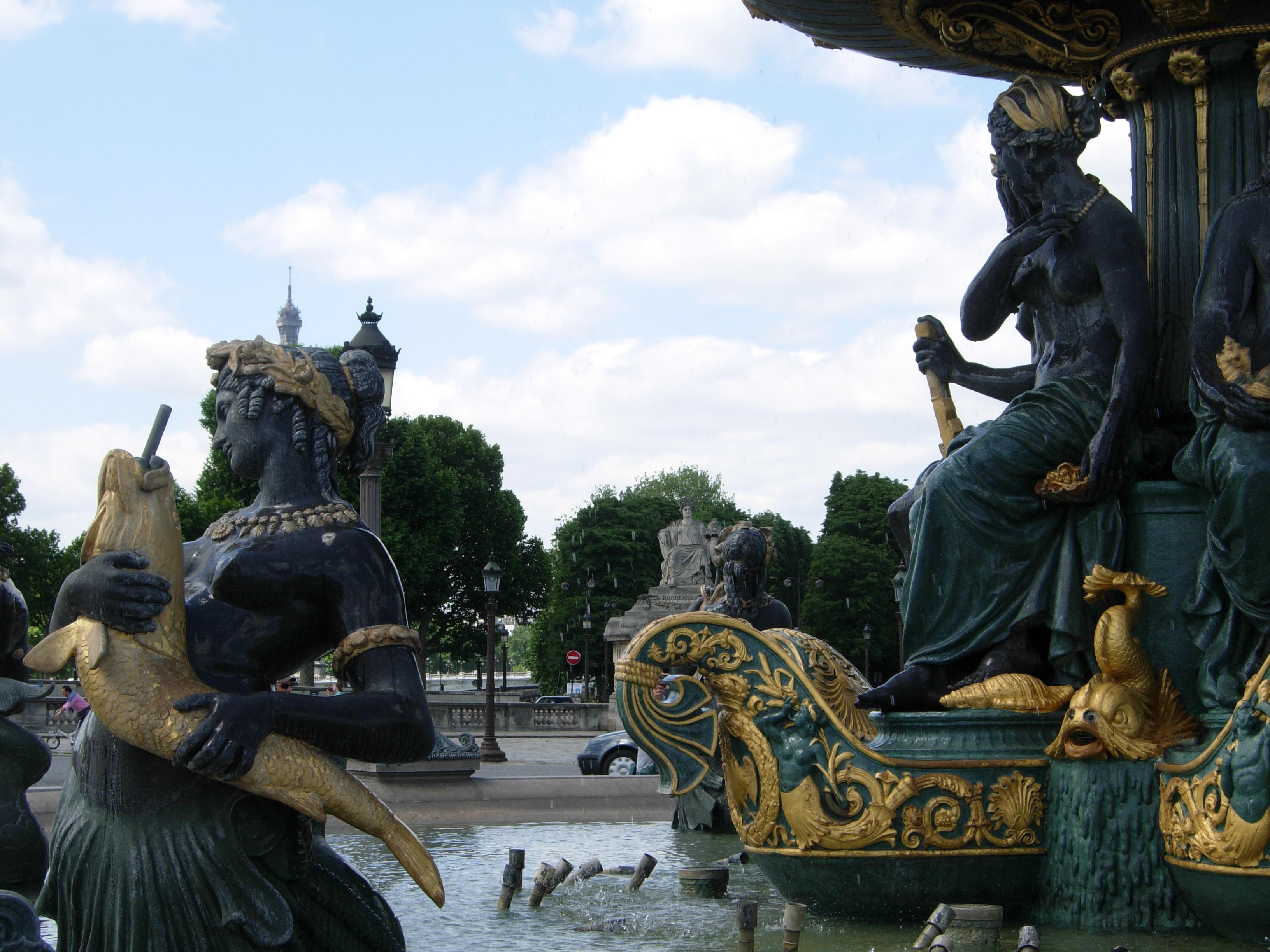 文化巴黎的魅力——街景_图1-14