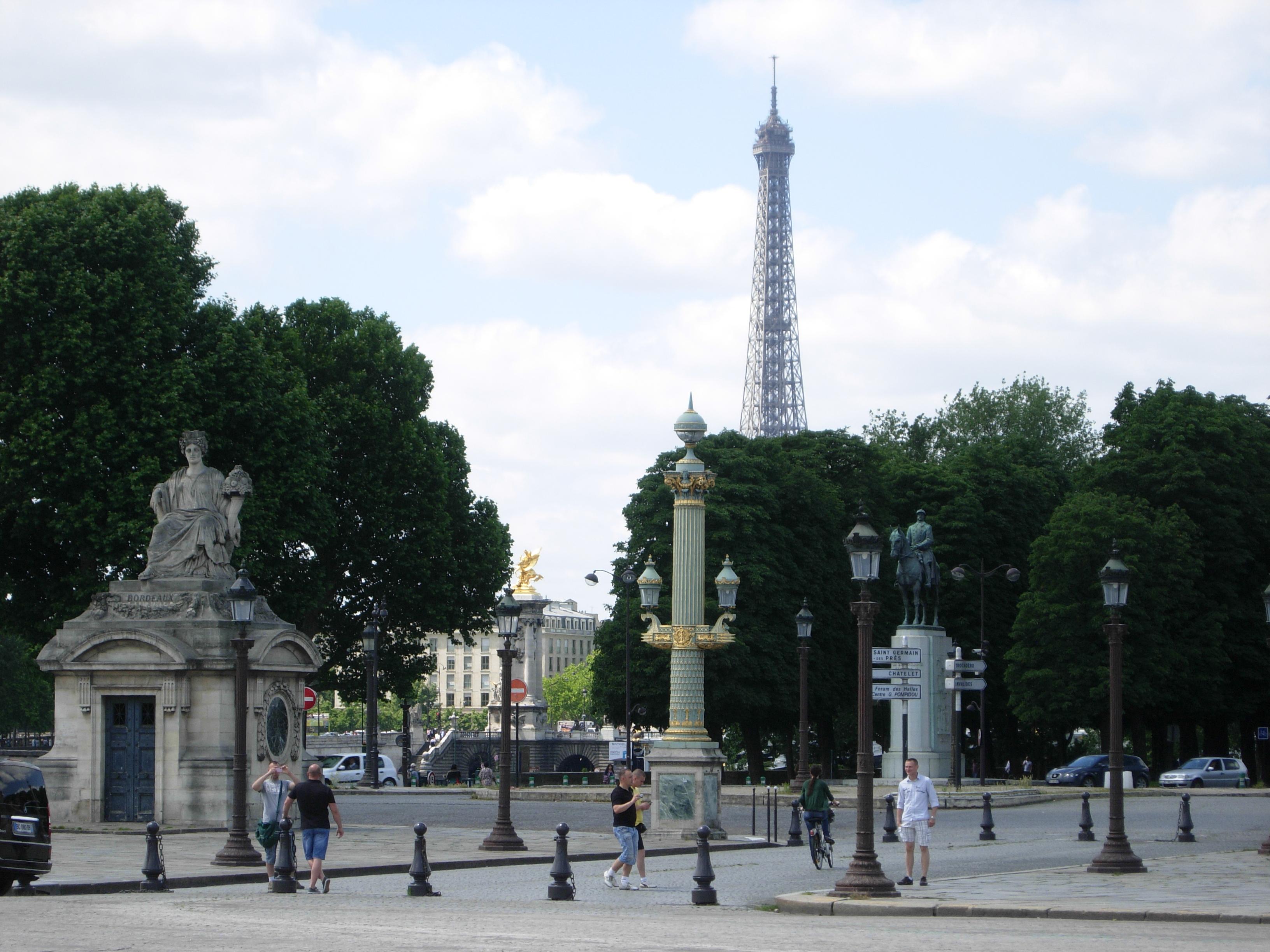 文化巴黎的魅力——街景_图1-15