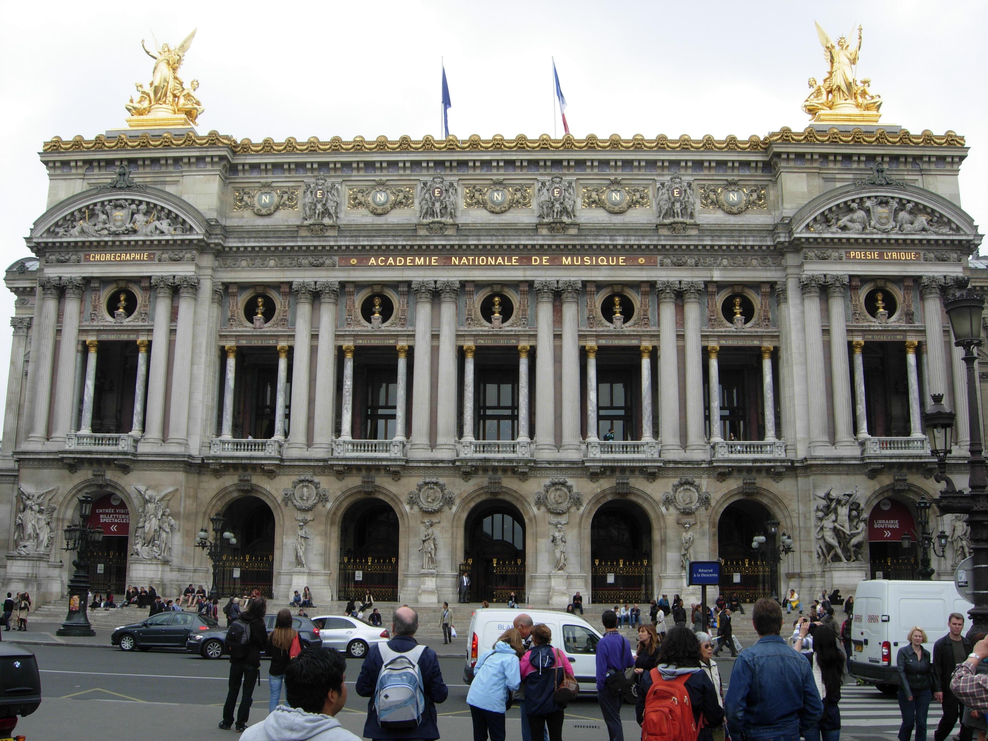 文化巴黎的魅力——街景_图1-17