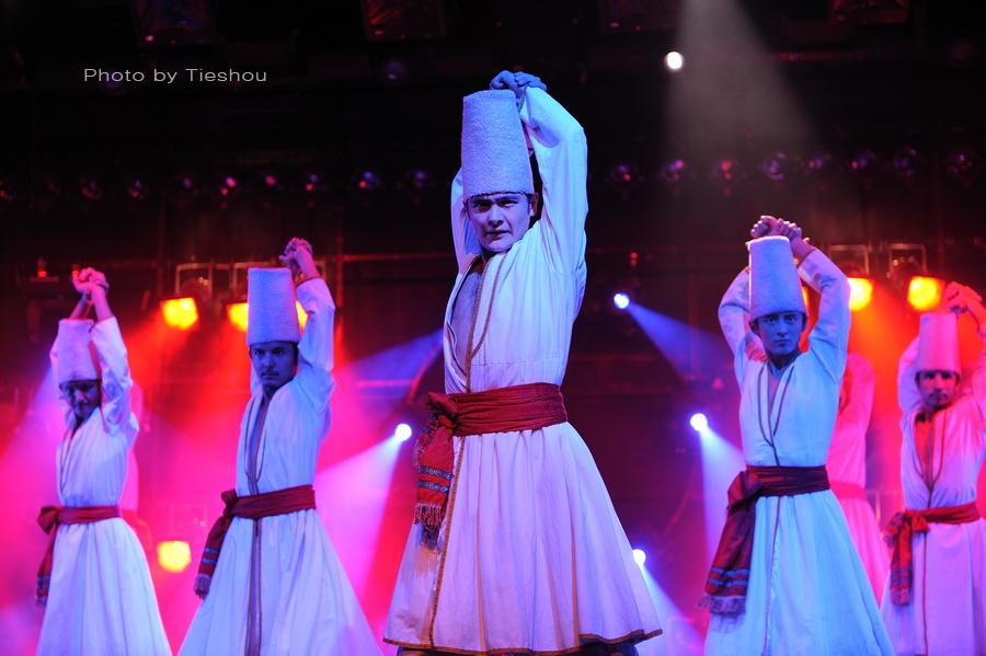 大美新疆——绚丽多姿热情奔放的新疆歌舞[原创]_图1-14