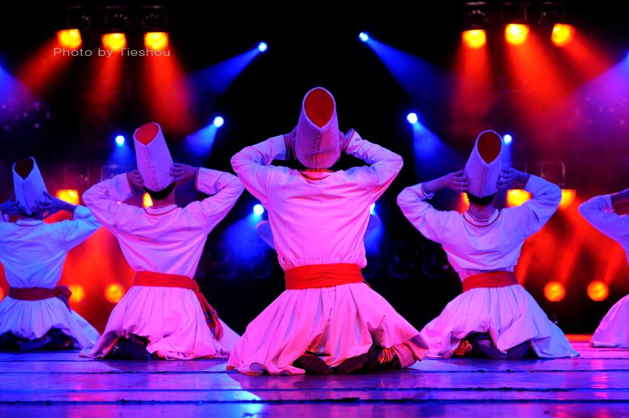 大美新疆——绚丽多姿热情奔放的新疆歌舞[原创]_图1-15