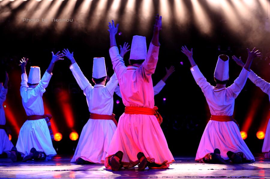 大美新疆——绚丽多姿热情奔放的新疆歌舞[原创]_图1-16