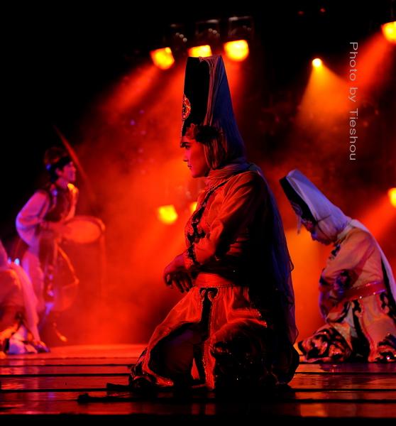 大美新疆——绚丽多姿热情奔放的新疆歌舞[原创]_图1-31