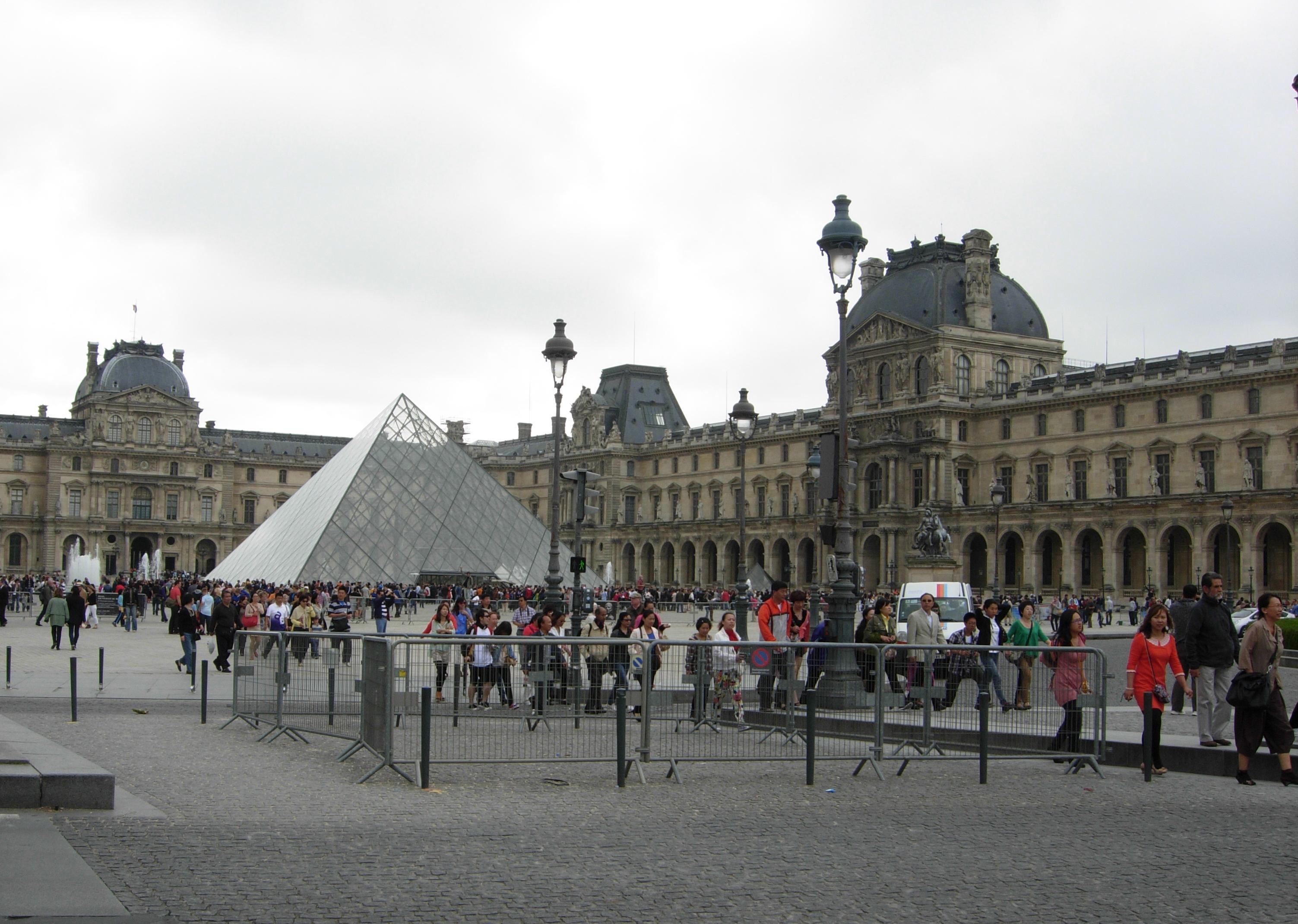 文化巴黎的魅力——卢浮宫、凯旋门……_图1-1