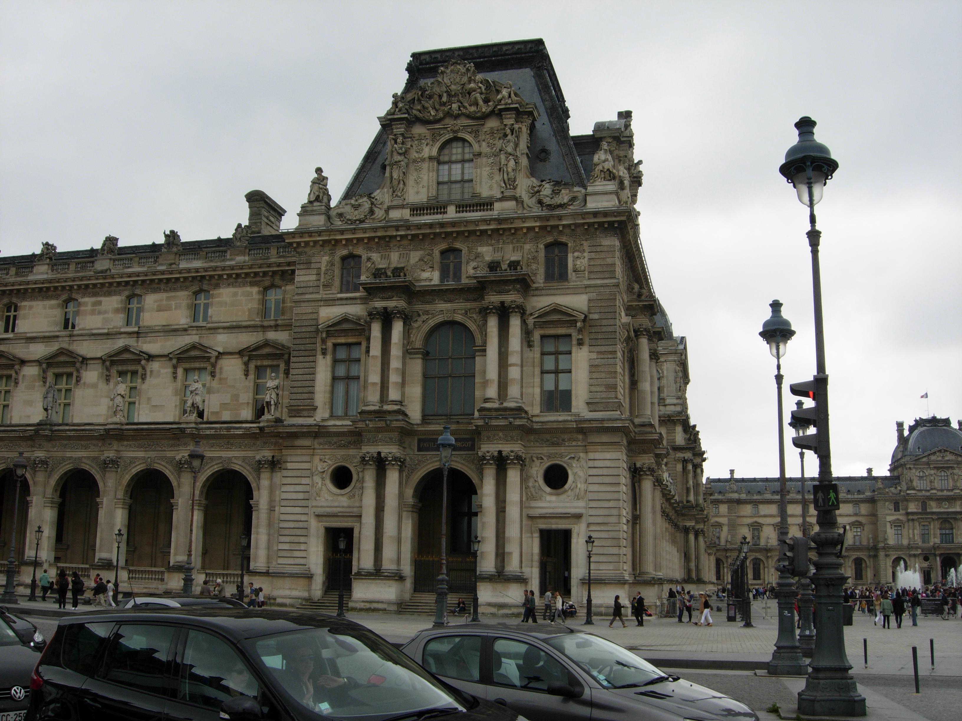 文化巴黎的魅力——卢浮宫、凯旋门……_图1-3