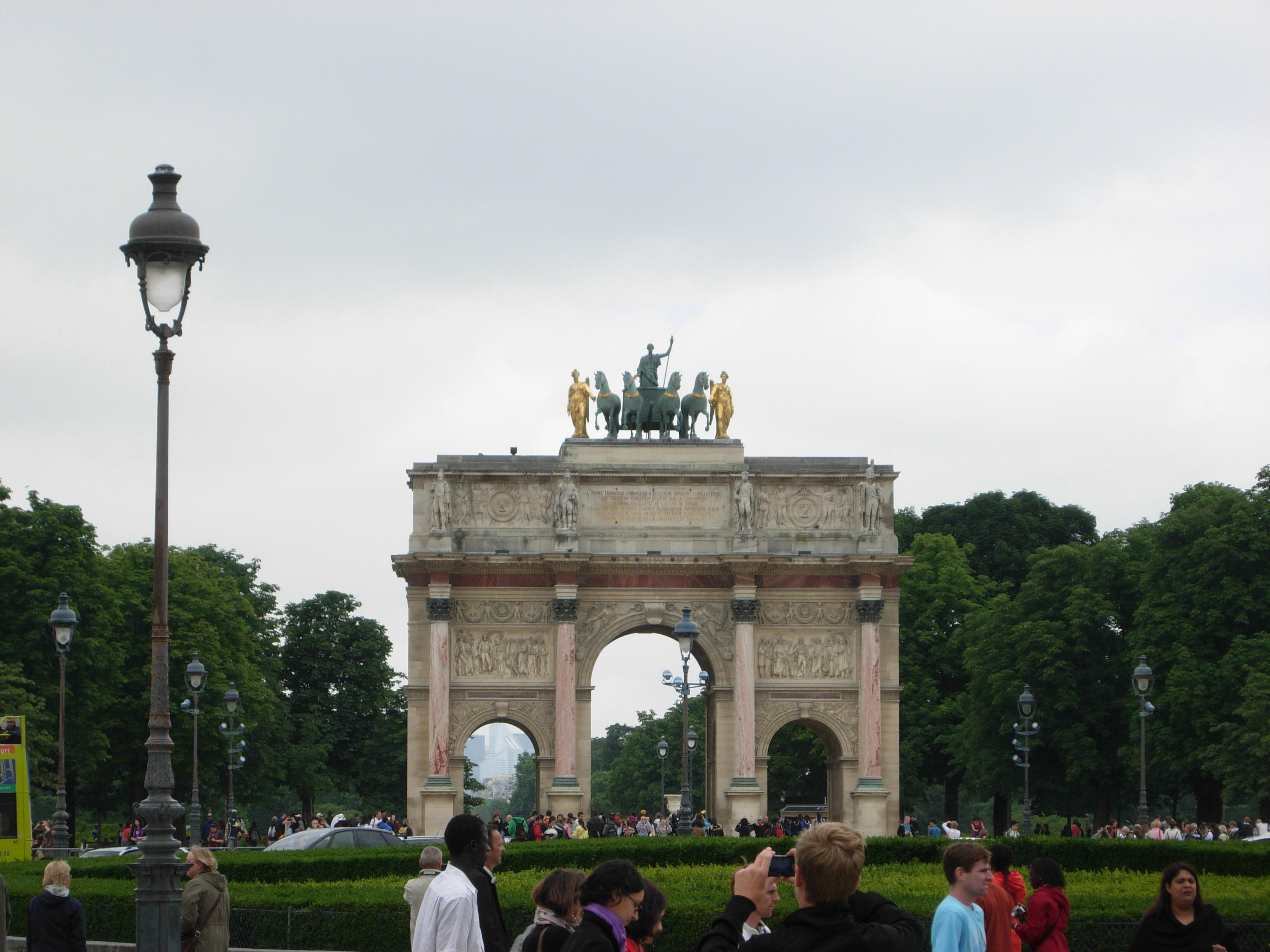 文化巴黎的魅力——卢浮宫、凯旋门……_图1-5
