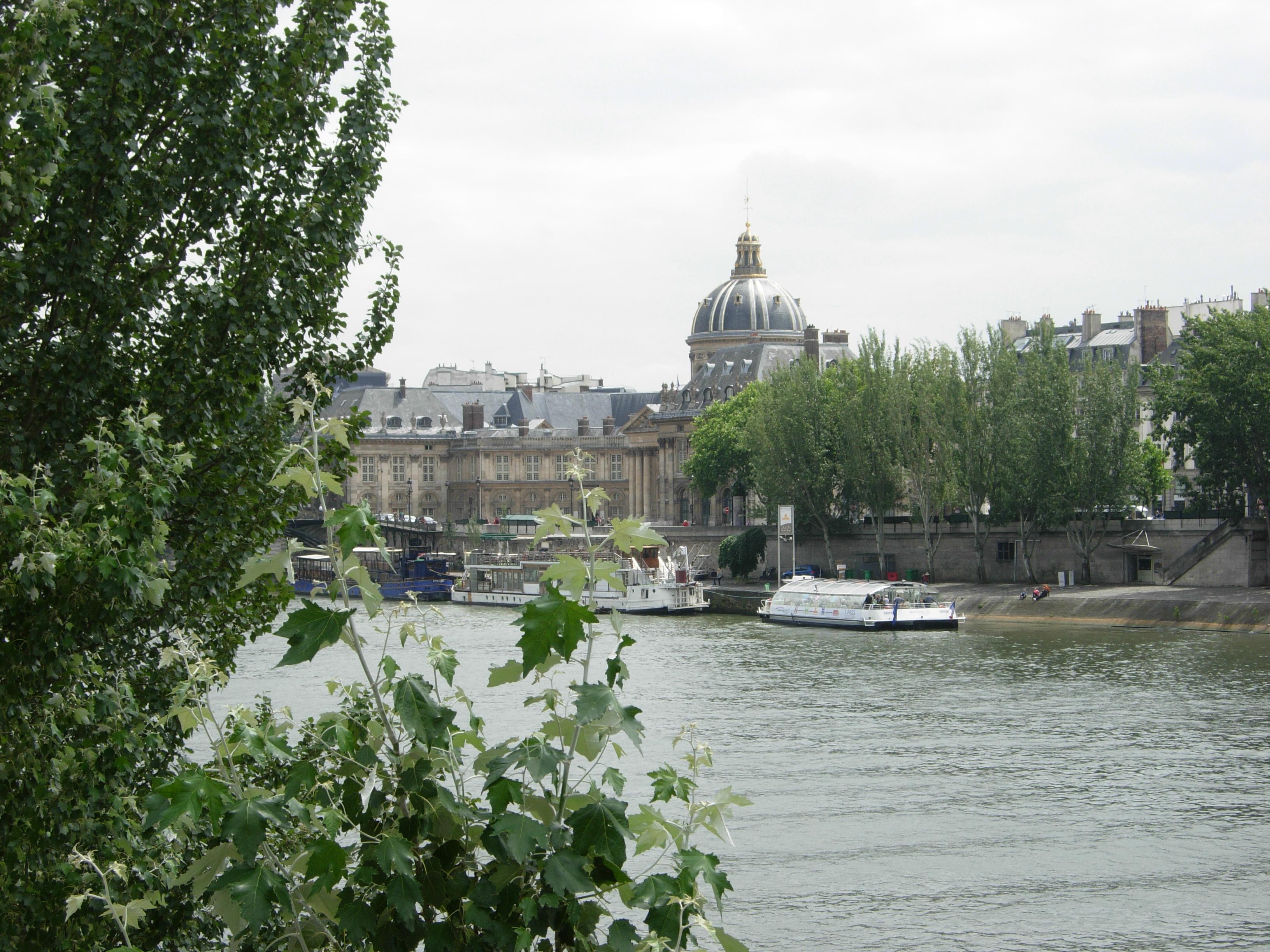 文化巴黎的魅力——卢浮宫、凯旋门……_图1-8