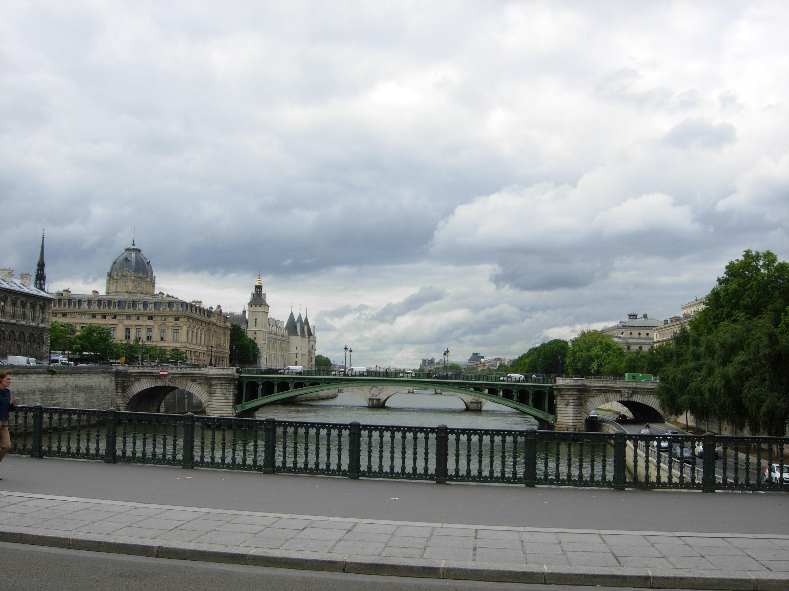 文化巴黎的魅力——卢浮宫、凯旋门……_图1-7