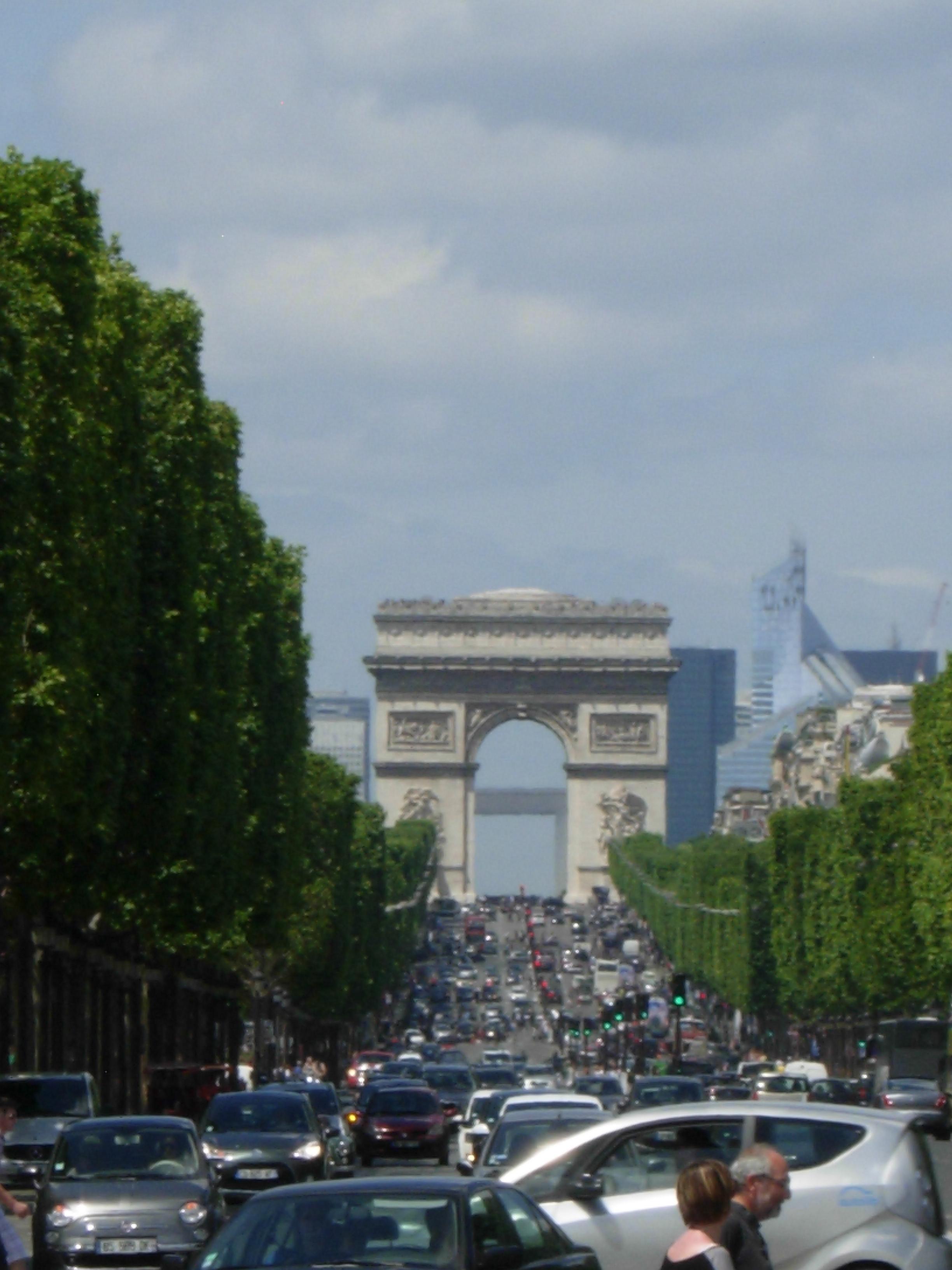 文化巴黎的魅力——卢浮宫、凯旋门……_图1-10