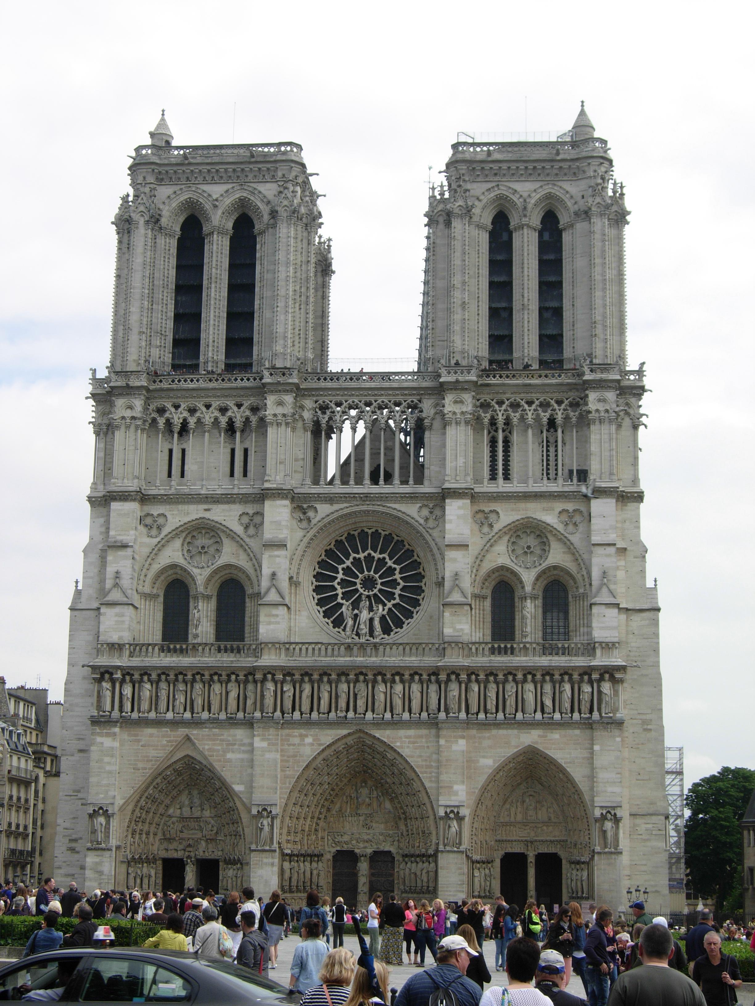 文化巴黎的魅力——卢浮宫、凯旋门……_图1-12