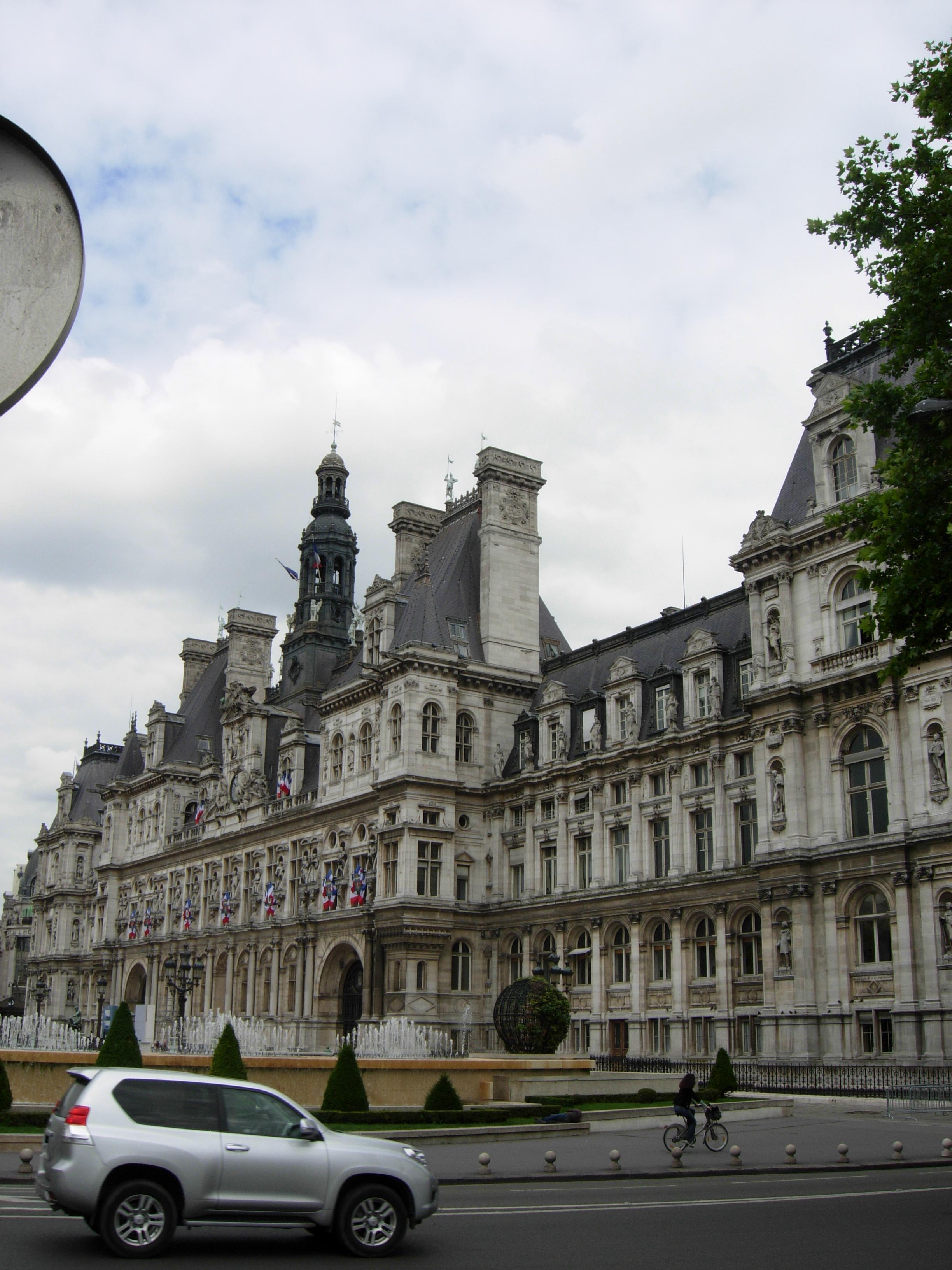 文化巴黎的魅力——卢浮宫、凯旋门……_图1-15