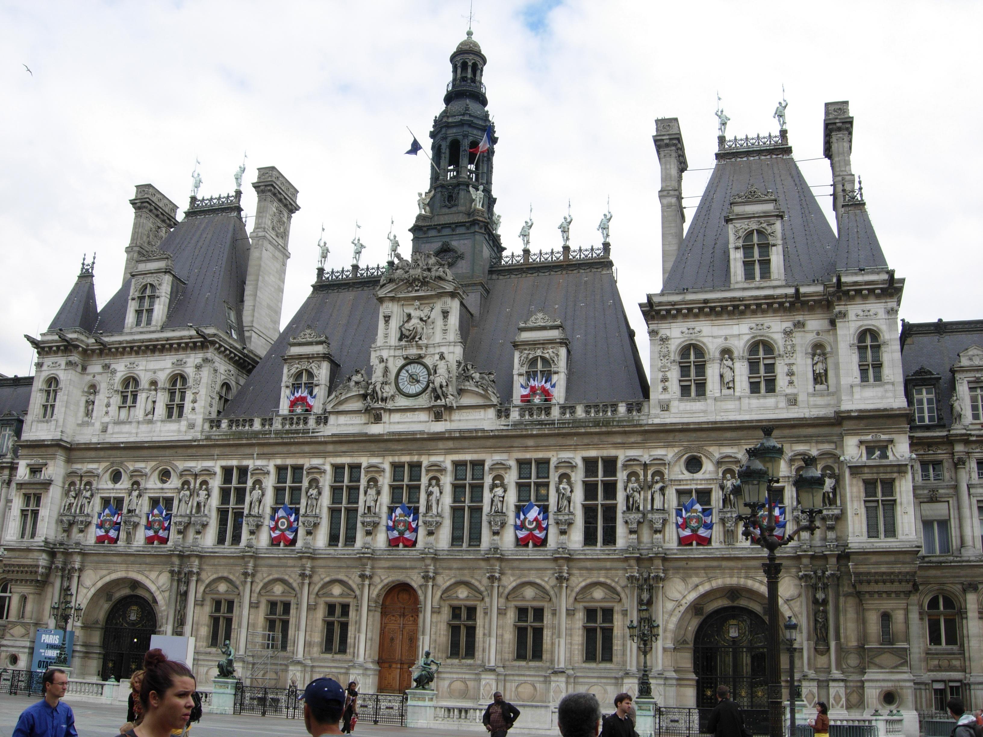 文化巴黎的魅力——卢浮宫、凯旋门……_图1-16