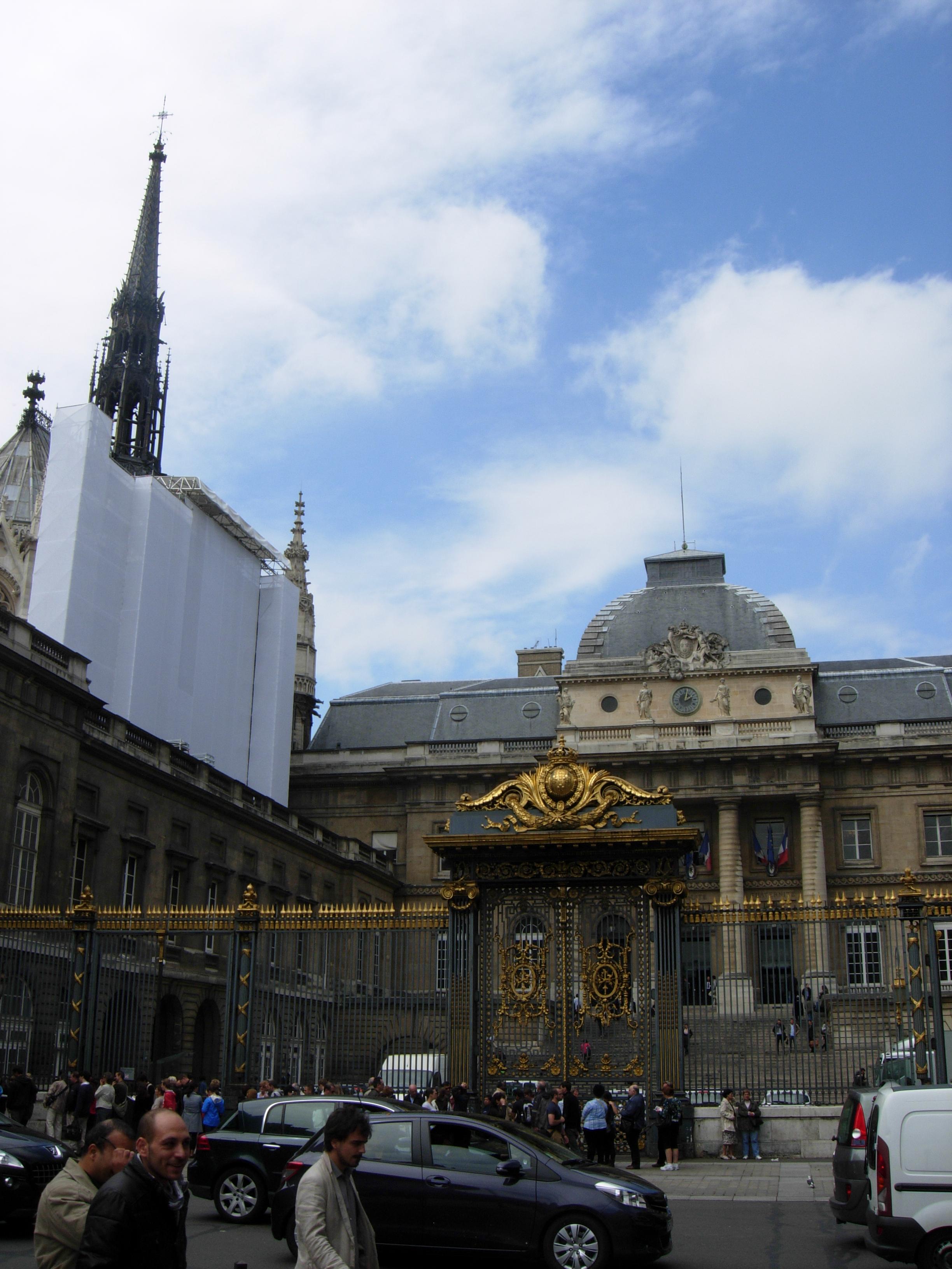 文化巴黎的魅力——卢浮宫、凯旋门……_图1-17