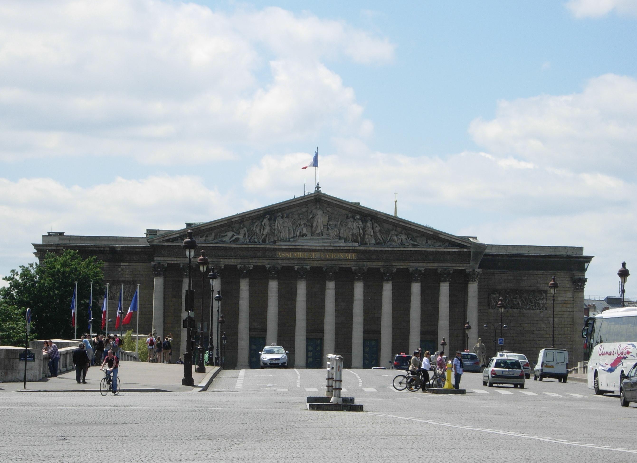 文化巴黎的魅力——卢浮宫、凯旋门……_图1-18