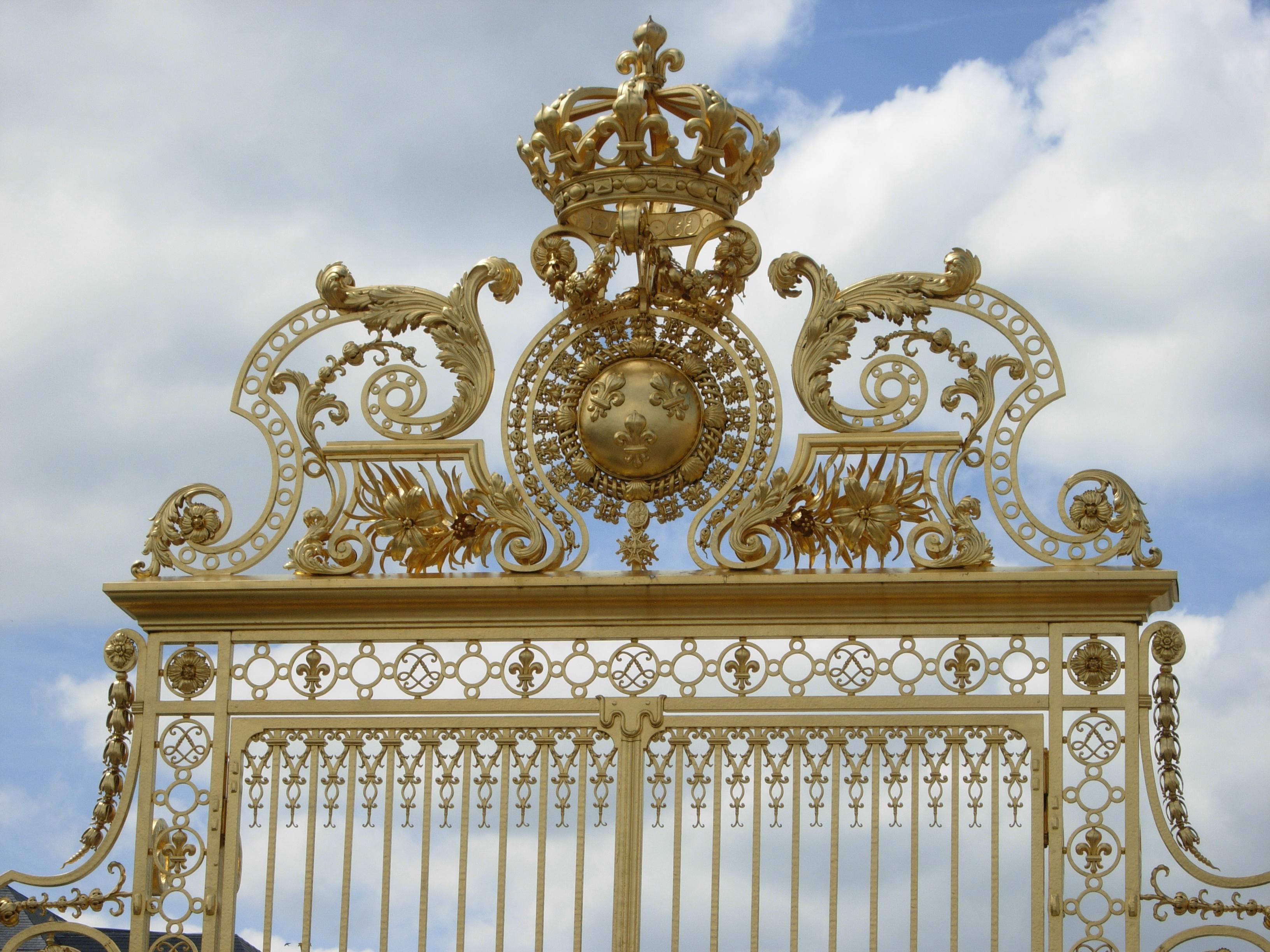 文化巴黎的魅力——凡尔赛宫_图1-4