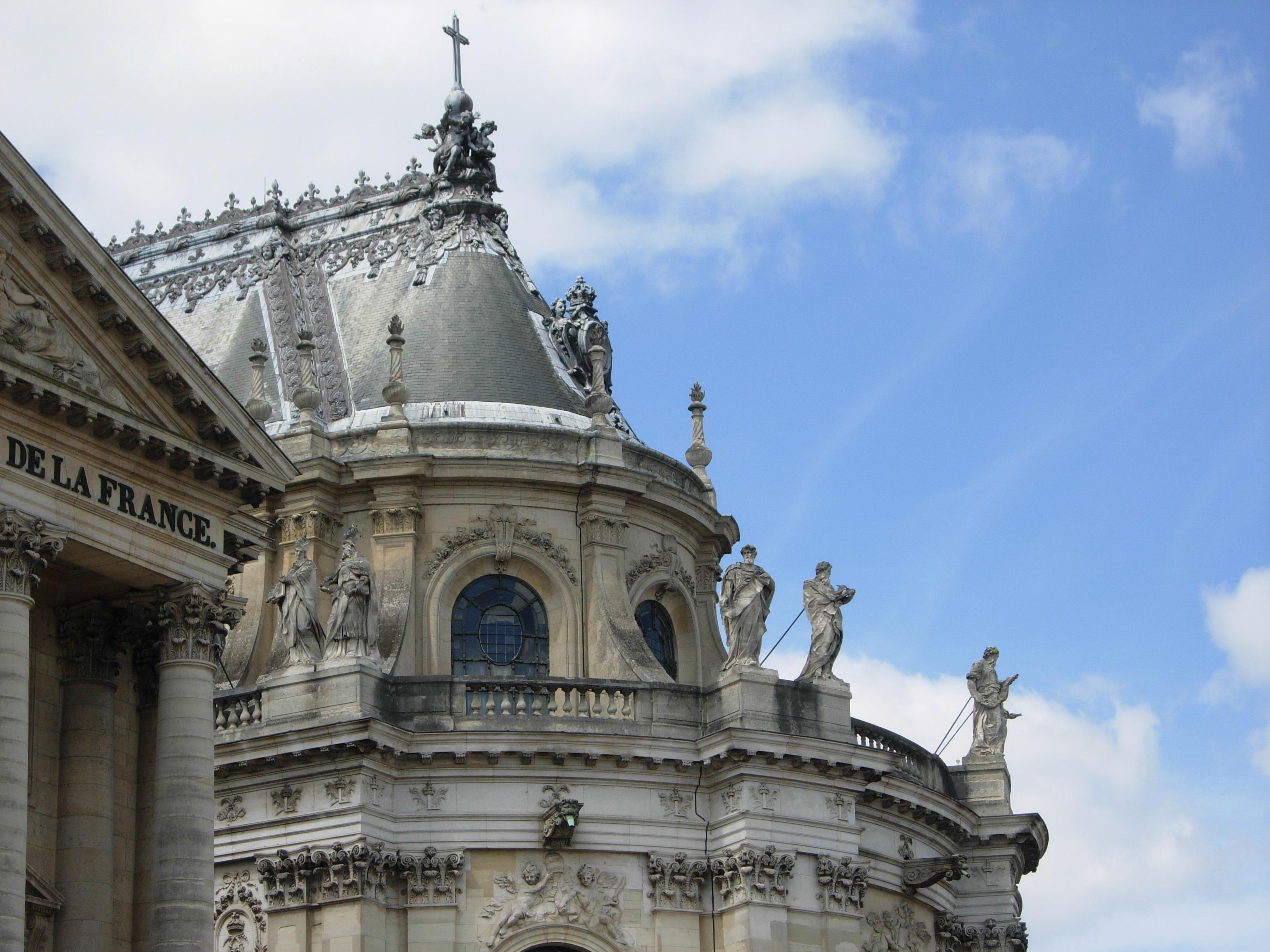 文化巴黎的魅力——凡尔赛宫_图1-7