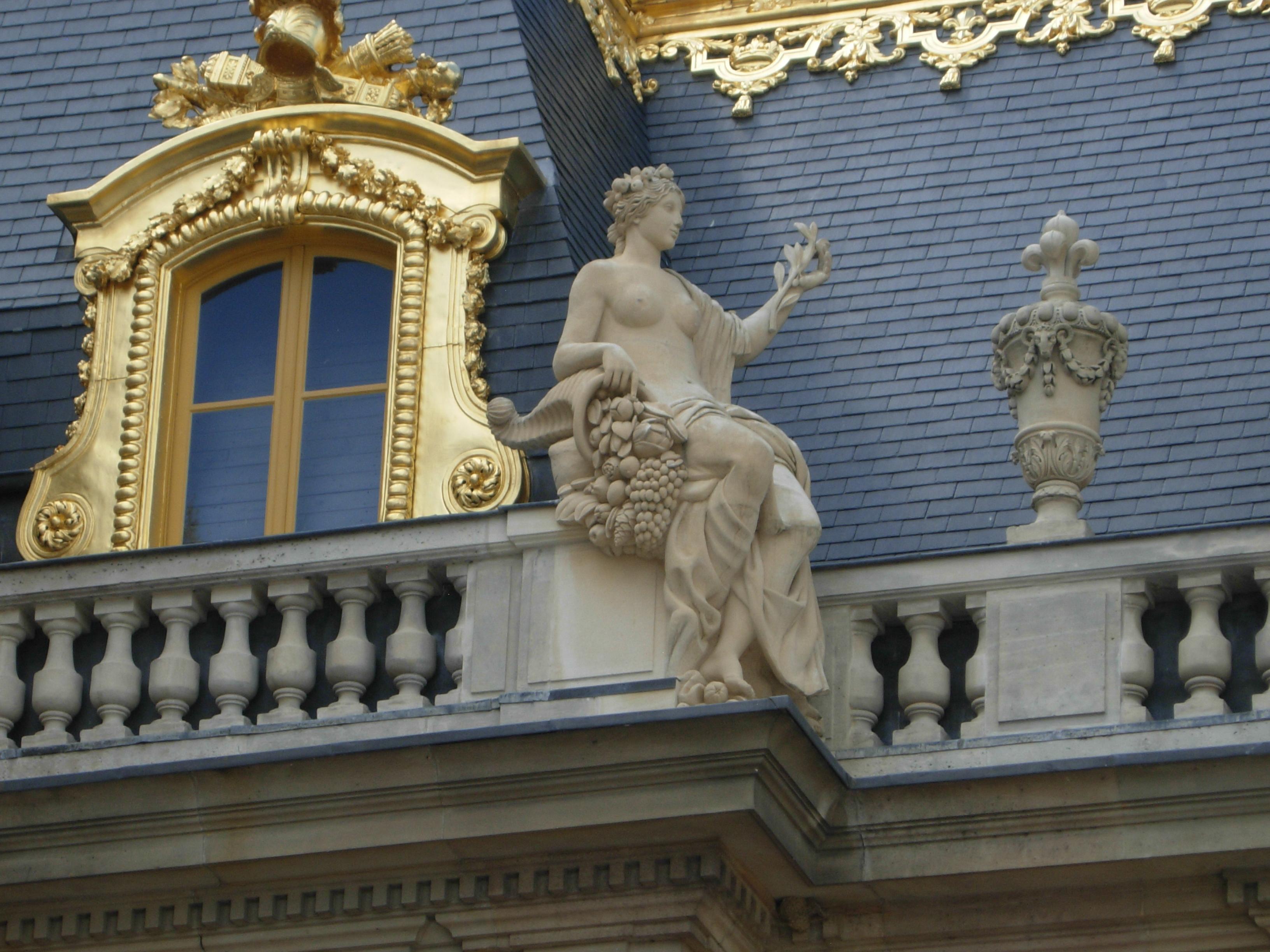 文化巴黎的魅力——凡尔赛宫_图1-6