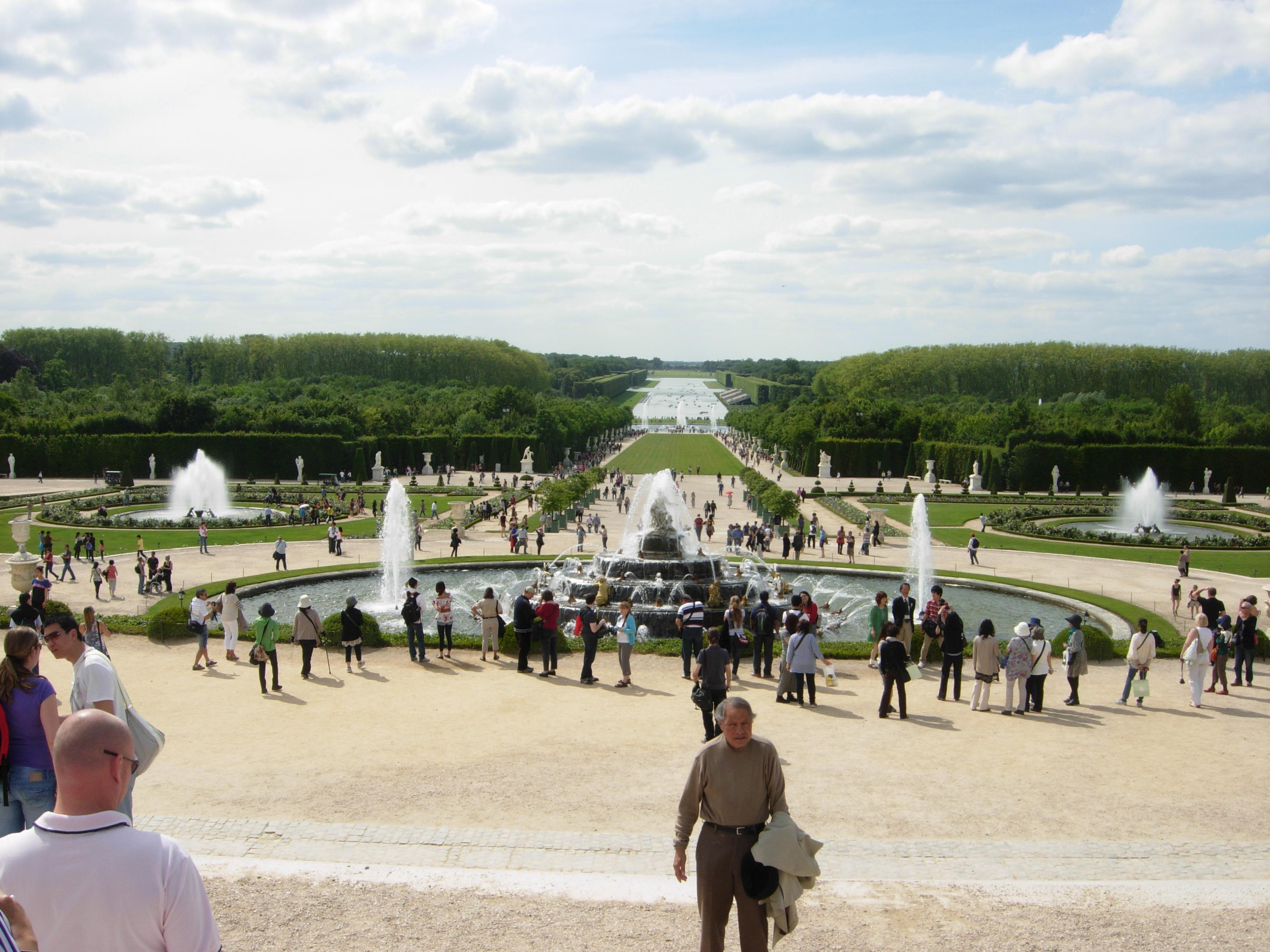 文化巴黎的魅力——凡尔赛宫_图1-10