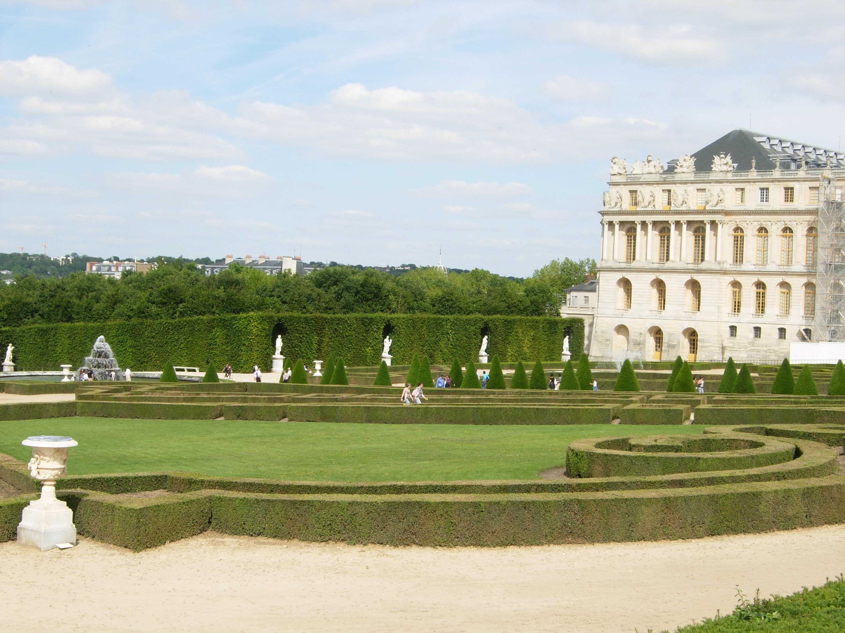 文化巴黎的魅力——凡尔赛宫_图1-12