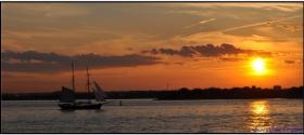 哈德逊河岸