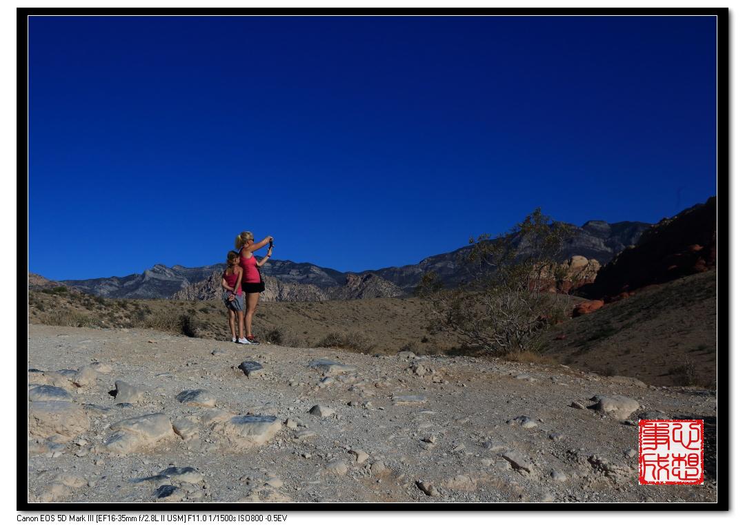 【心想事成】Red Rock Canyon 红石峡谷之旅_图1-1