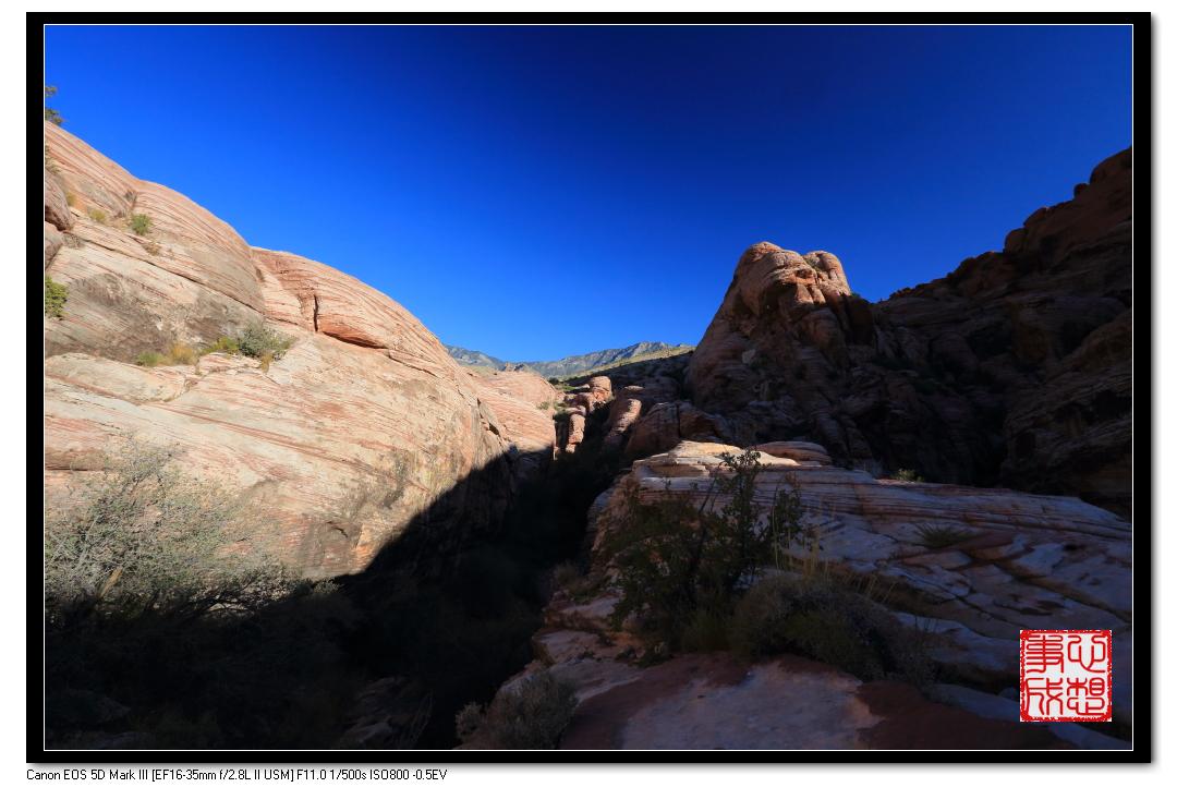 【心想事成】Red Rock Canyon 红石峡谷之旅_图1-20