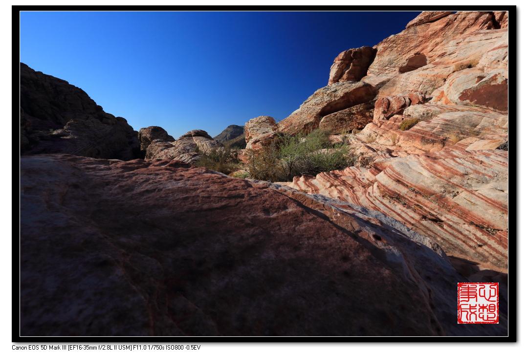【心想事成】Red Rock Canyon 红石峡谷之旅_图1-19