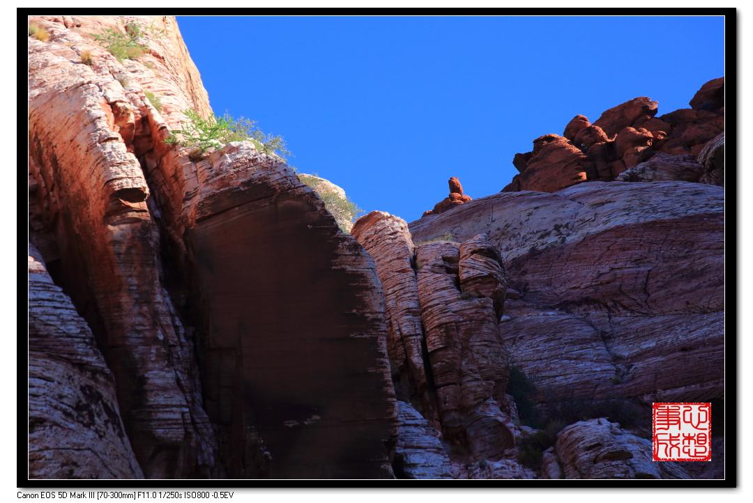 【心想事成】Red Rock Canyon 红石峡谷之旅_图1-24