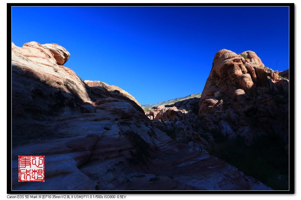 【心想事成】Red Rock Canyon 红石峡谷之旅_图1-27