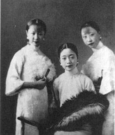 溥仪、婉容生活照_图1-2