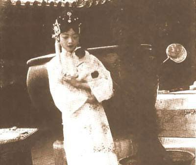 溥仪、婉容生活照_图1-14
