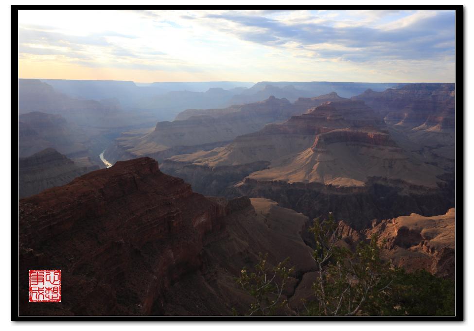 【心想事成】Grand Canyon 大峡谷之旅之二_图1-3