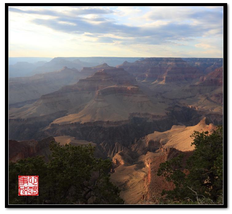 【心想事成】Grand Canyon 大峡谷之旅之二_图1-2