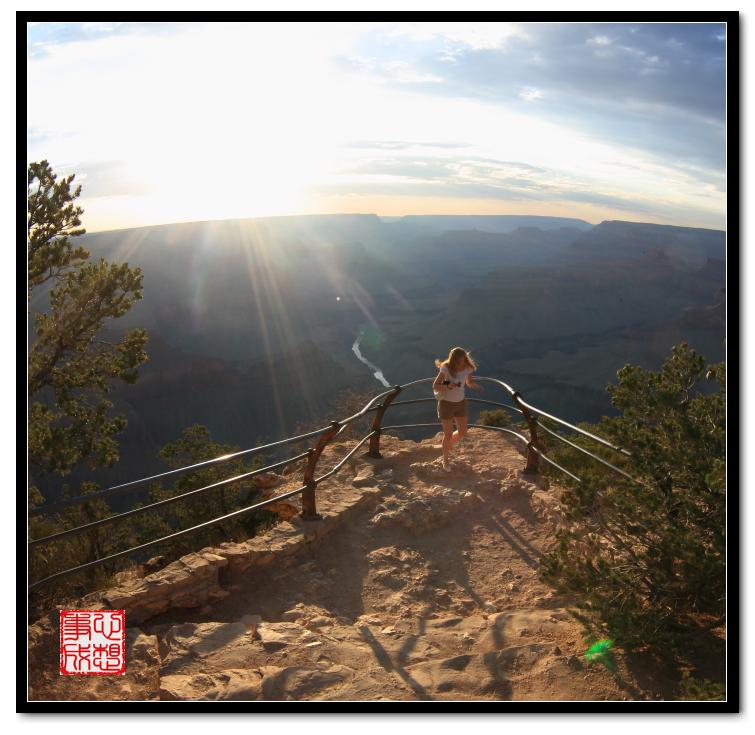 【心想事成】Grand Canyon 大峡谷之旅之二_图1-5