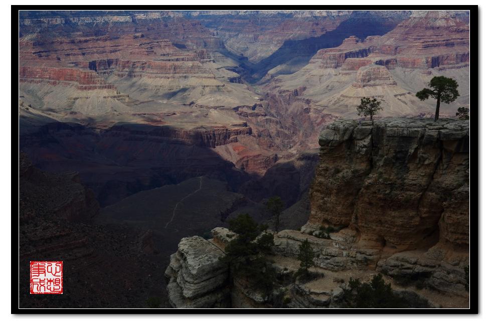 【心想事成】Grand Canyon 大峡谷之旅之二_图1-14