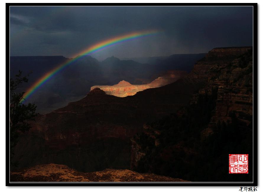 【心想事成】Grand Canyon 大峡谷之旅之二_图1-19
