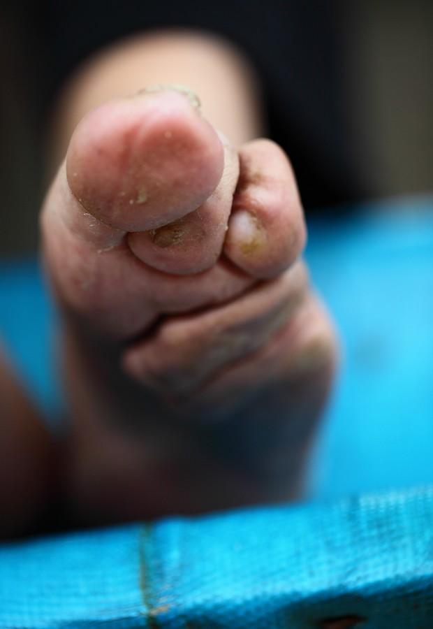 中国女性血泪史---大山深处最后的小脚母亲们_图1-6